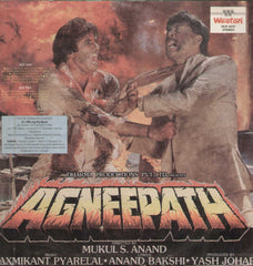 Agneepath 1990 Indian Vinyl LP