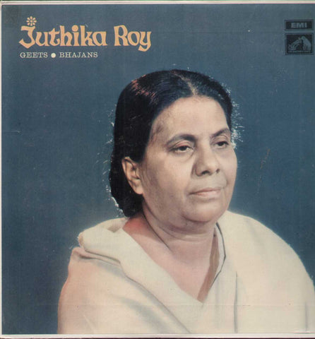 Juthika Roy Bollywood Vinyl LP
