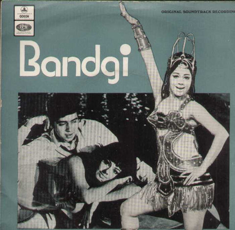 Bandgi Bollywood Vinyl EP
