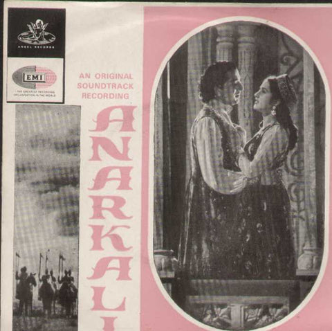 Anarkali Bollywood Vinyl EP