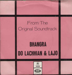 Bhangra And Do Lachhian And Lajo Bollywood Vinyl EP