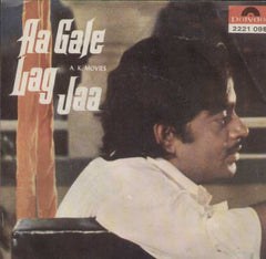 Aa Gale Lag Jaa Bollywood Vinyl EP