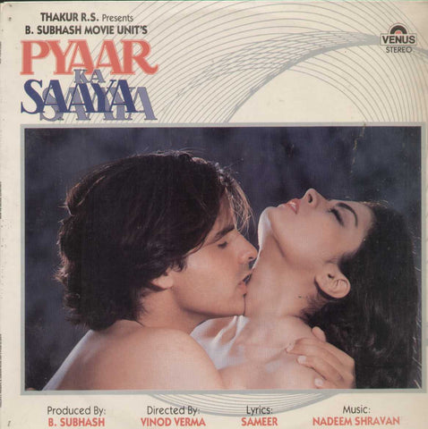 Pyaar Ka Saaya 1991 Bollywood Vinyl LP