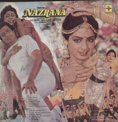 Nazrana 1987 Bollywood Vinyl LP