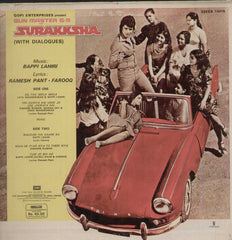 Surakksha 1979 Bollywood Vinyl LP