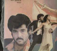 Awaargi 1990 Bollywood Vinyl LP