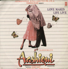 Aashiqui 1990 Bollywood Vinyl LP