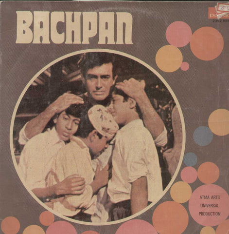 Bachpan 1970 Bollywood Vinyl LP