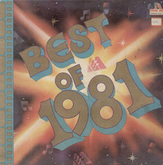 Best Of 1981 Bollywood Vinyl LP