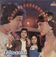 Dilwaala 1980 Bollywood Vinyl LP