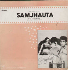 Samjhauta 1960 Bollywood Vinyl LP