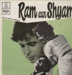Ram Aur Shyam 1960 Bollywood Vinyl LP- First Press