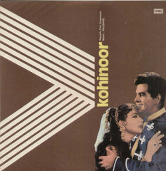 Kohinoor 1960 Bollywood Vinyl LP