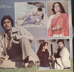 Laawaris 1980 Bollywood Vinyl LP
