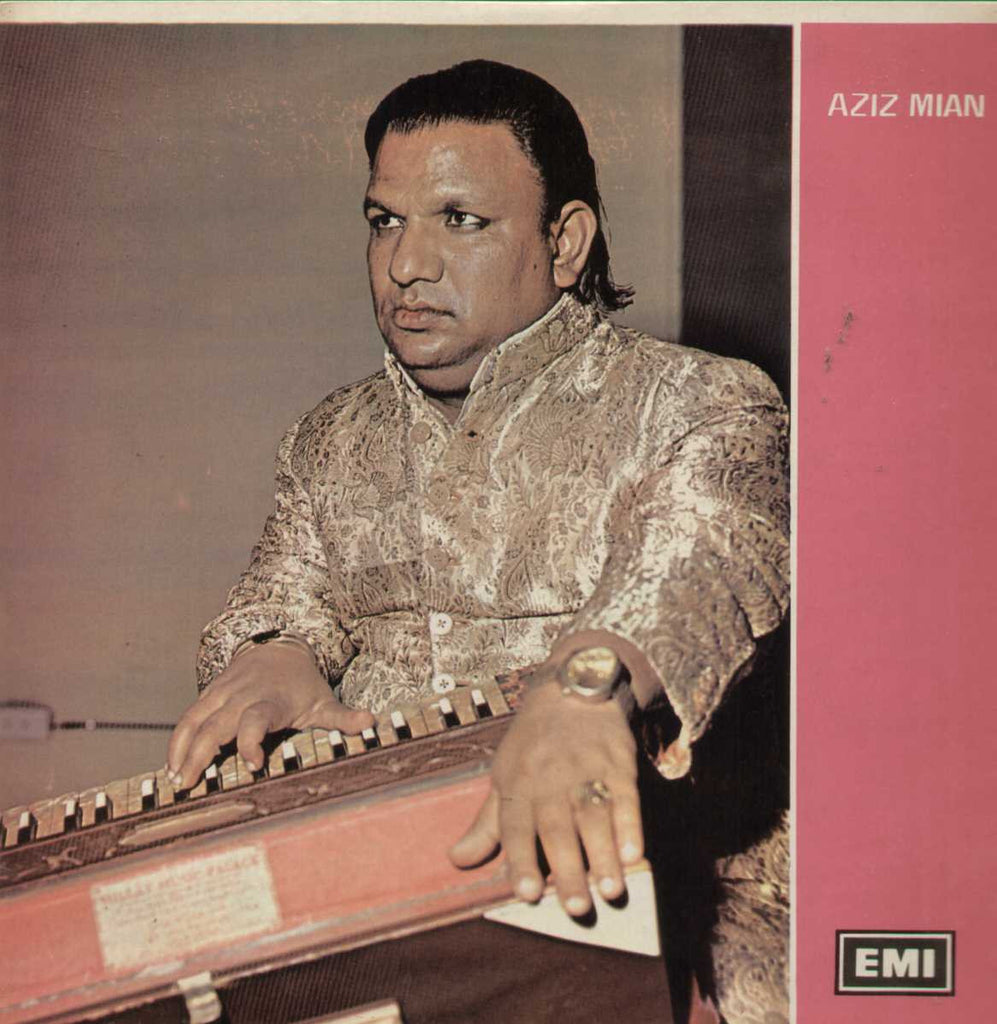 Aziz Mian Bollywood Vinyl LP