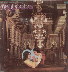 Mehbooba 1976 Bollywood Vinyl LP- First Press