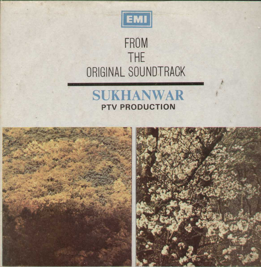 Sukhanwar Bollywood Vinyl LP