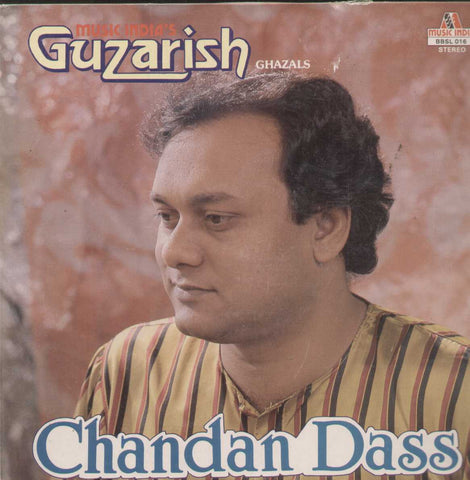 Guzarish Ghazals Bollywood Vinyl LP