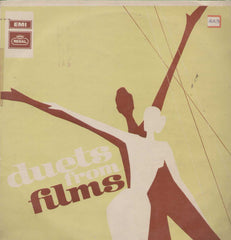 Duets From Films Bollywood Vinyl LP