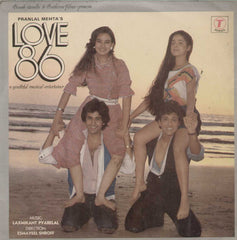 Love 86 1980 Bollywood Vinyl LP