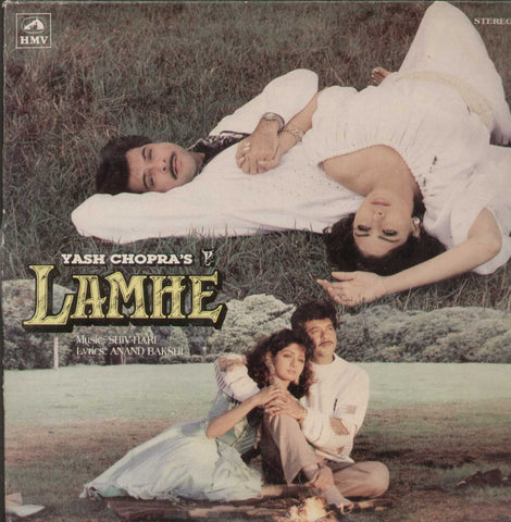 Lamhe 1991 Bollywood Vinyl LP