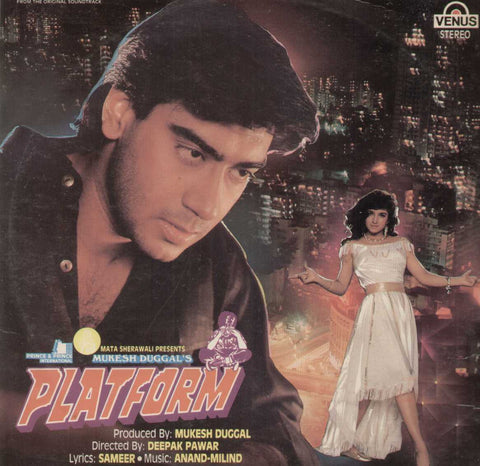 Platform 1990 Bollywood Vinyl LP