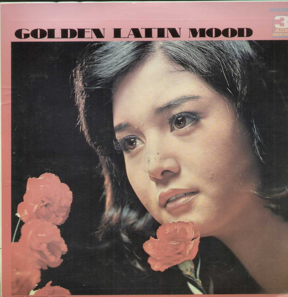 Golden Latin Mood English Vinyl LP