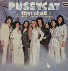 Pussycat First Of All English Vinyl LP