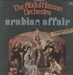 The Abdul Hassan Orchestra English Vinyl LP