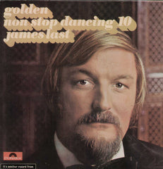 Golden Non Stop Dancing 10 James Last English Vinyl LP