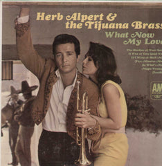 Herb Alpert And The Tijuana Brass English Vinyl LP