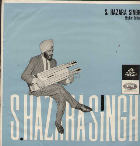 S. Hazara Singh  Bollywood Vinyl LP
