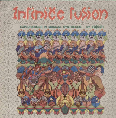 Infinite Fusion Bollywood Vinyl LP