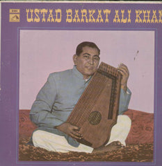 Usatd Barkat Ali Khan Bollywood Vinyl LP- First Press