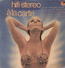 Hifi- Stereo Alacarte English Vinyl LP