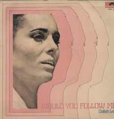 Would You Follow Me Daliah Lavi English Vinyl LP