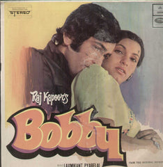 Bobby 1973 Bollywood Vinyl LP