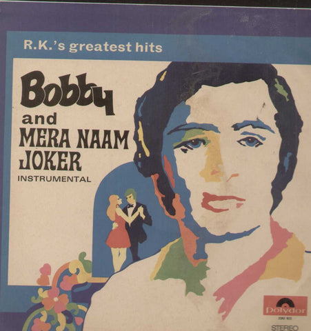 Bobby And Mera Naam Joker Instrumental Bollywood Vinyl LP