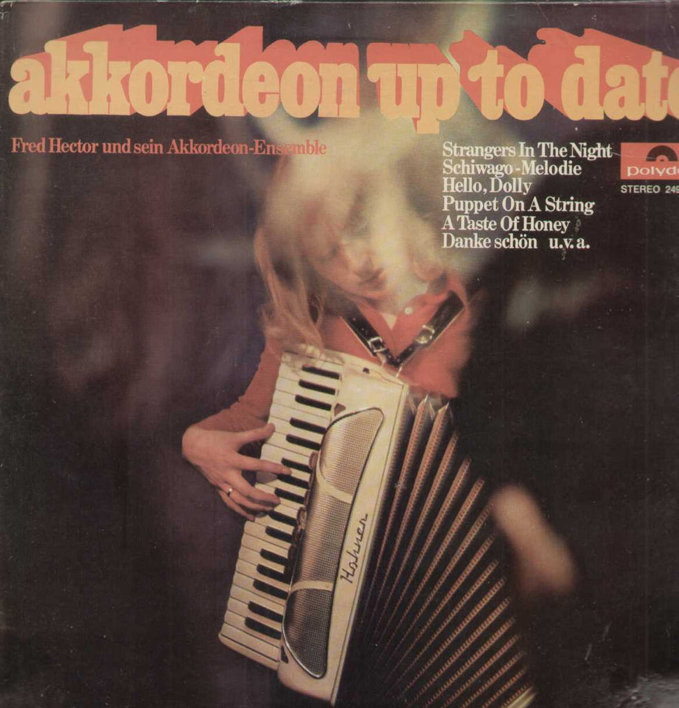 Akkordeon Up To Date English Vinyl LP