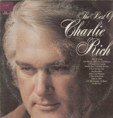 The Best Of Charlie Rich English Vinyl LP