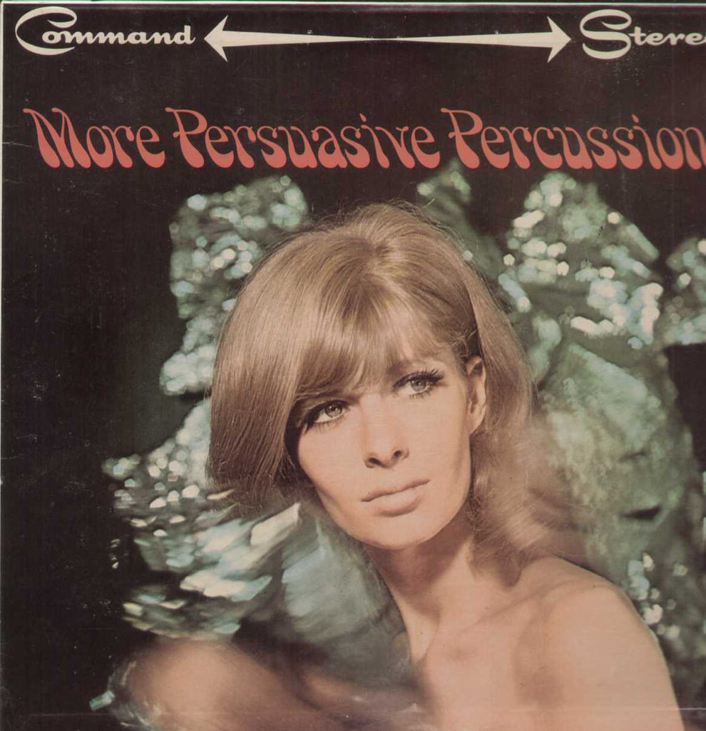 More Persuasive Percussion English Vinyl LP