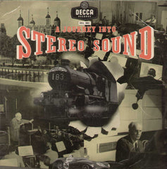 A Journey Into Stereo Sound English Vinyl LP