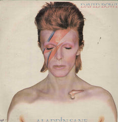 Aladdin Sane English Vinyl LP