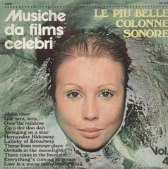 Musiche Da Fils Celebr Vol4 English Vinyl LP