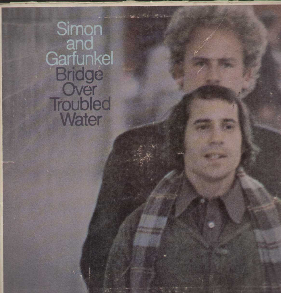 Simon And Garfunkel Bridge Over Troubled Water English Vinyl LP