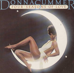 Donna Summer Four Season Of Love English Vinyl LP