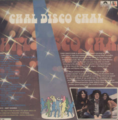 Chal Disco Chal English Vinyl LP