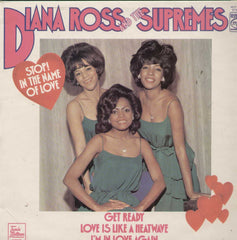Diana Ross And The Supremes English Vinyl LP