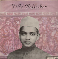 D.V. Paluskar Bollywood Vinyl LP