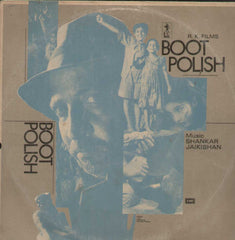 Boot Polish 1960 Bollywood Vinyl LP